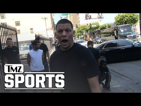 Nate Diaz Says He Might Bail from UFC 230, 'We'll See How I Feel'