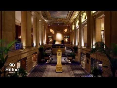 HILTON CHICAGO HOTEL TOUR