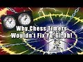 Why Chess Timers Wouldn't Fix Yu-Gi-Oh!