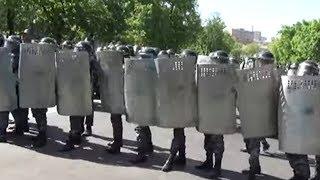 Революция в Армении: на чьей стороне Россия?