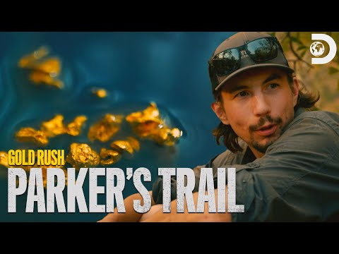 Parker Finds Promising Virgin Ground! | Gold Rush: Parker's Trail