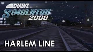Trainz 2009 - Harlem Line