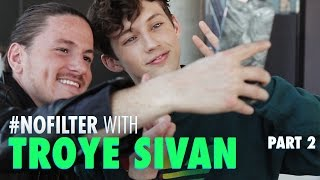 Troye Sivan Reveals His Ideal Guy (Part 2 of 2)