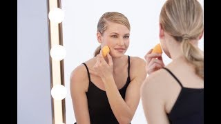 How to Apply Foundation with a Makeup Sponge for Beginners | Real Techniques