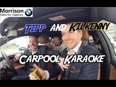 2 Johnnies, Brendan Cummins, Eddie Brennan , BMW Carpool