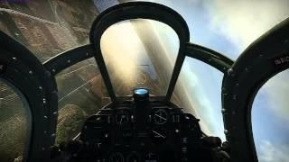Полеты в War Thunder Симуляторные бои