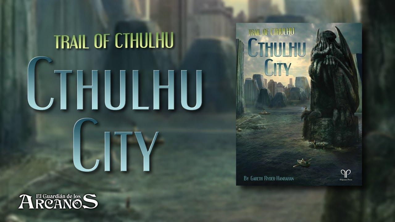 Cthulhu City (Pelgrane)