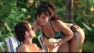 Tia Carrere in her sexy bikini