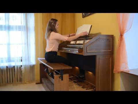 Organový recitál Lucie Švecovej