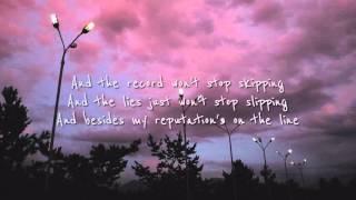 Fall Out Boy - I've Got a Dark Alley.../ Summer Song (Lyrics)