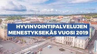 Onnistumisia Tampereen hyvinvointipalveluissa vuonna 2019