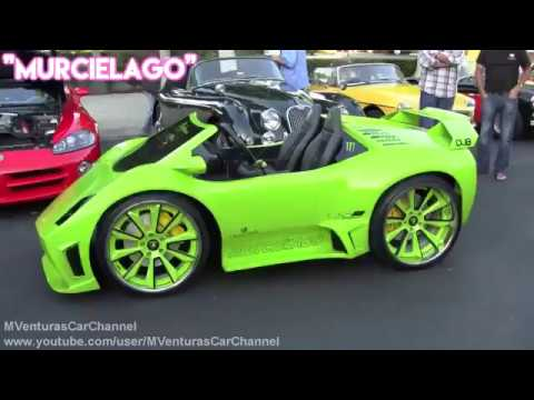 Mini Cars Huge Gas Engines Special Edition 2017