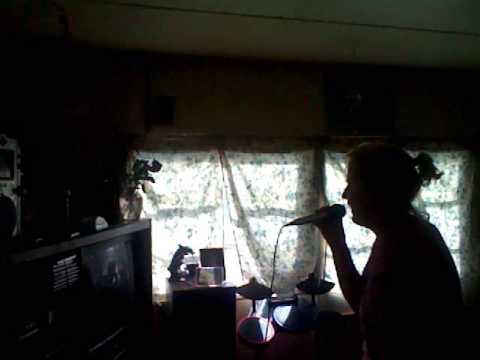 I Never Promised You A Rose Garden Martina Mcbride Me Singing Youtube