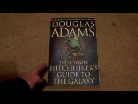 Douglas Adams Hitchhikers Guide To The Galaxy Epub