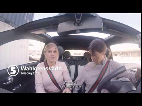 Wahlgrens Värld ep 5 torsdag 21.00 på Kanal 5