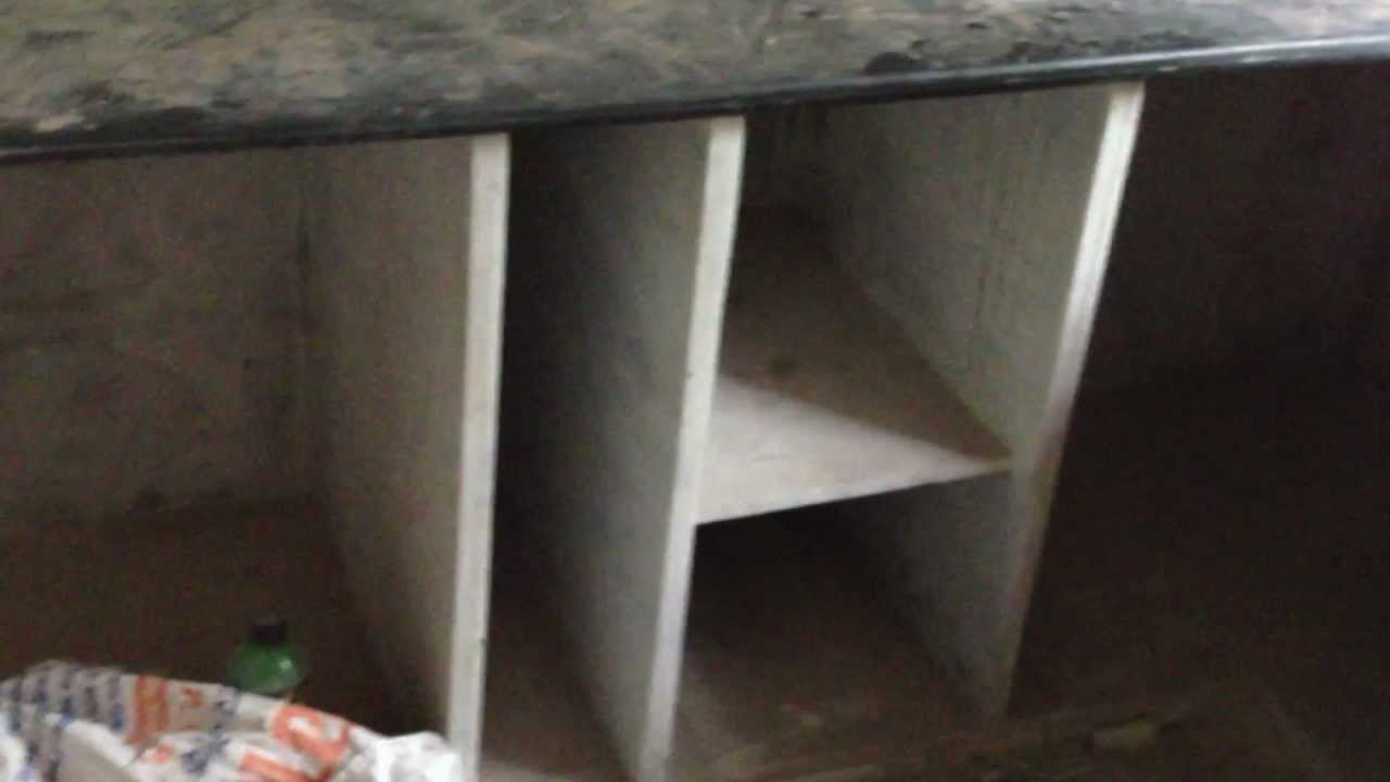 Modular Kitchen In Gurgaon Site Preparation Stone Marble Kitchen Youtube
