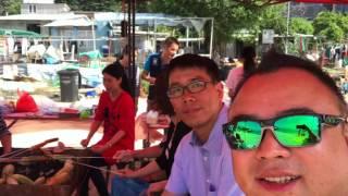 2016香港三水華僑中學校友會秋遊