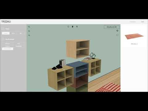 <p>3D CLOUDFIG konfiguratzailea eraikuntza-elementuetarako</p>
