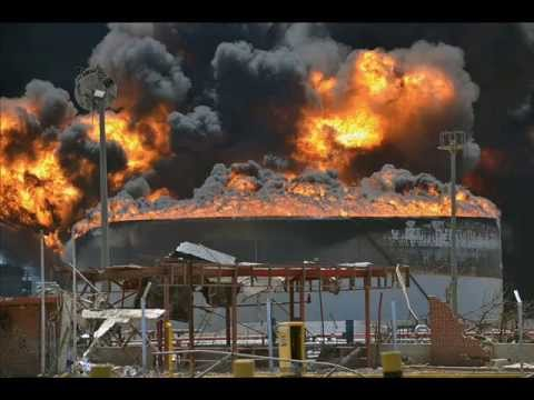 Accidente de Refineria Amuay. JMMN
