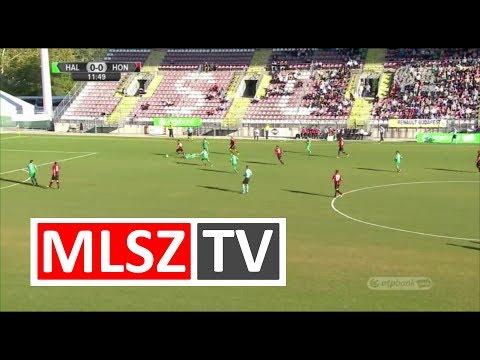 Swietelsky Haladás - Budapest Honvéd | 1-2 | (0-1) | OTP Bank Liga | 12. forduló | MLSZTV