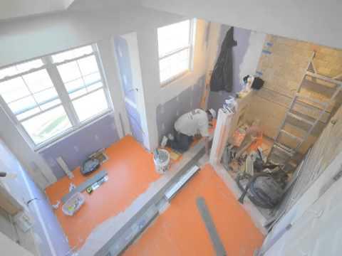 Charlottesville bathroom installation complete tear down - Bathroom remodeling charlottesville va ...
