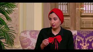 السفيرة عزيزة - د/ عايدة مصطفي توضح أحدث الخامات والتقنيات المستخدمة في عملية