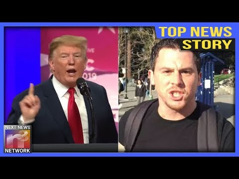 TOP NEWS! Berkeley Thug Gets The WORST News Of His Life After Trump Give The ORDER He Fears