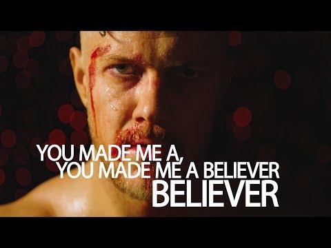 Believer - Imagine Dragons | Lyric Video