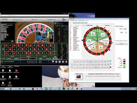 roulette casino fairway avec le  logiciel roulette sector