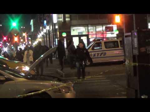 Harlem Multiple automobiles' crash, no casualties--Republic Reporters