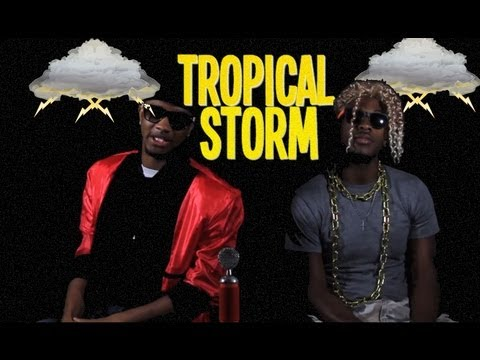 Tropical Storm Press Conference