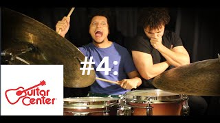 5 Types of Drummers that Walk into Guitar Center