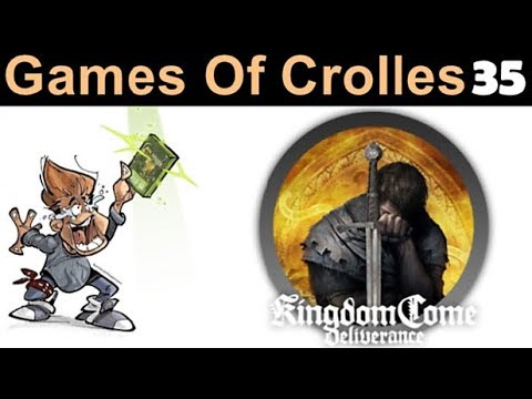 Games Of Crolles - Kingdom Come Deliverance - Emission 035 - Radio Gresivaudan