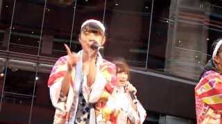 2014/03/02(日)12:00福岡・キャナルシティにて開催された「キャナルシ...