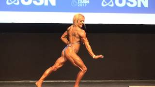 Lindsey Angel - Competitor No 56- Final - Miss Figure Pro Division - USN NABBA Universe 2017