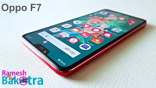 Oppo F7 Unboxing and Full Review