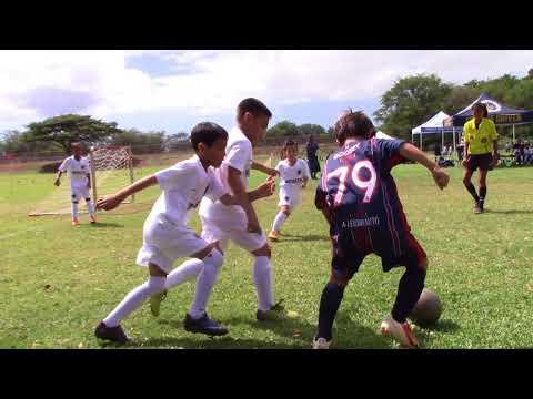 WHITFIELD SC 10 BOYS (ROYAL) VS FC HAWAII RED 11/5/17