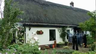500 YEAR OLD RESTORED, THATCHED HOUSE, SUFFOLK, ENGLAND
