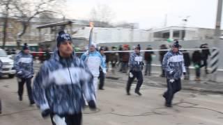 Огонь Паралимпиады Саратов