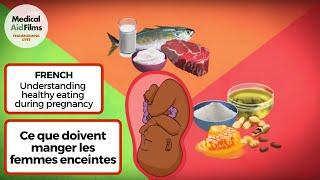 Ce que doivent manger les femmes enceintes
