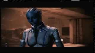 Mass Effect 3 Campaign gameplay 2nd mission part 1