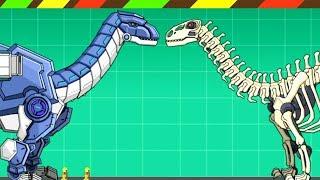 brontosaurus dinosaur fossils robot age   dino robot   dcte vn