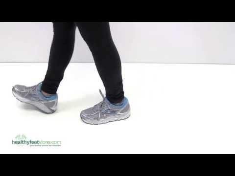 345ecad0f61 Brooks Addiction 11 Womens Shoes - YouTube