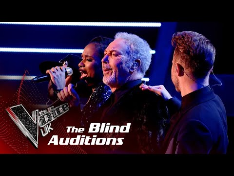 The Coaches Perform 'Feeling Good'   The Voice UK 2018