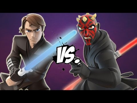 ANAKIN SKYWALKER VS DA... Anakin Skywalker Vs Darth Maul