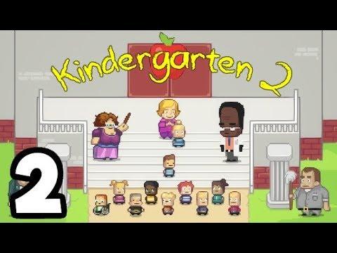 Kindergarten 2 - Part 2 - THE DUMPSTER WITCH