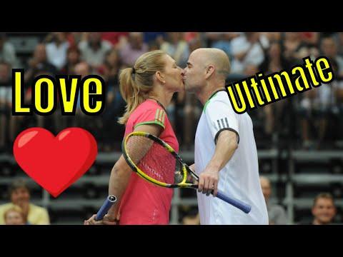 🔥 Sweet And Romantic Tennis Couples Djokovic,Ivanovic,Sharapova,Dimitrov,Kyrgios,Love,Valentine