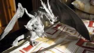 Papercraft Dragon Aspect Eranikus