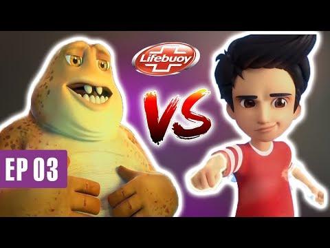 Dr Lifebuoy VS Jaraseem - Episode 3 - Cartoons Central