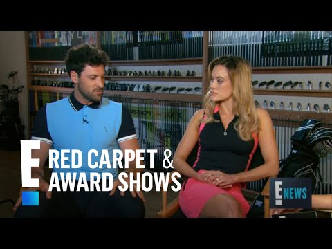 Maksim Chmerkovskiy & Peta Murgatroyd Spill Wedding Plans | E! Live from the Red Carpet